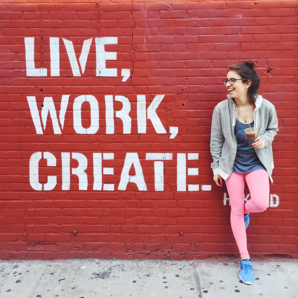 Live Work Create / Chickpea in The City